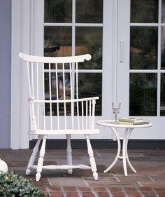 Mount Vernon Windsor Chair   Charleston Gardens
