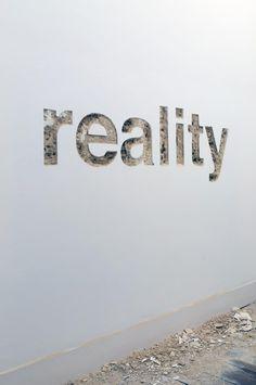 Vhils (Alexandre Farto) | Reality, Vera Cortês Art Agency, Lisbon | 2009 | http://www.alexandrefarto.com/