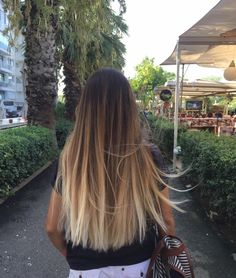 #mechas #californianas