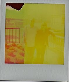 A few weeks ago I took my polaroid up to the roof! First, I used a regular pack of Impossible Project Color . Impossible Project, Sunny Days, Sunnies, Polaroid, How To Get, Photography, Painting, Color, Photograph
