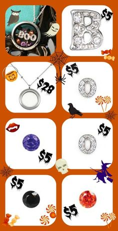 Yes, my favorite time of the year is just around the corner! And why not express how much you love Halloween too with a Living Locket from Origami Owl and me! Visit me at www. today and get yours before Halloween is HERE! Origami Owl Necklace, Origami Owl Lockets, Origami Owl Jewelry, Halloween Candy, Spirit Halloween, Happy Halloween, Halloween Decorations, Oragami, Personalized Charms