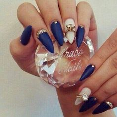 I want these pointed nails