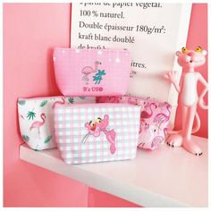 4bdceea94f1e Cartoon Pink Panther Cosmetic Bag Cute Pink. Travel Cosmetic BagsCosmetic  CaseBeauty ...