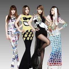 The fans of K-pop music, EH! just got news that the group 2NE1 will hold a concert in Malaysia this December for Global 2NE1 Tour - New Evolution of their tour.