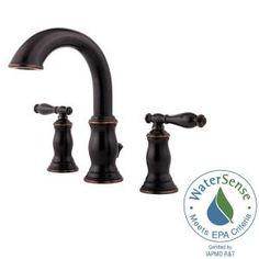 Lava Widespread Oil Rubbed Bronze Bathroom Faucet | bathroom ...