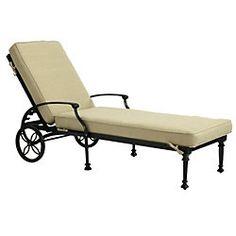 Amalfi Chaise