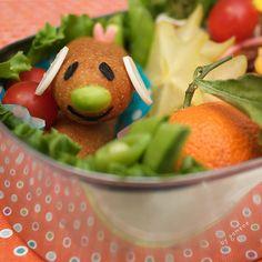 chili corndog bento - detai
