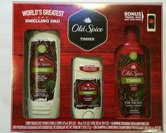 Old Spice Timber Holiday Pack > If you love this, read review now : Travel Skincare