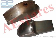 PETROL FUEL TANK + SEAT BASE PLATE BARE METAL BENELLI MOJAVE CAFE RACER 260 360