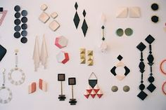 paper jewelry   by anna gleeson