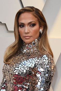 Bronze—This Is the Hair Color Jennifer Lopez, Beyoncé, and Jessica Alba All Love Gemma Chan, Constance Wu, Michelle Yeoh, Glenn Close, Lisa Bonet, Queen Latifah, Dior Haute Couture, Helen Mirren, Ashley Graham