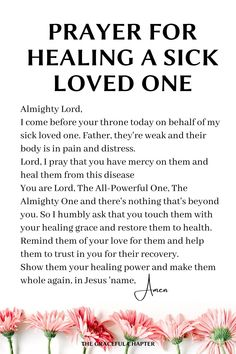 Prayer For Healing The Sick, Prayer For Health, Healing Bible Verses, Prayer Scriptures, Faith Prayer, Prayer Prayer, Prayer Board, Scripture Quotes, Prayers