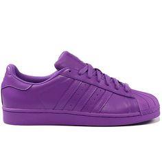 adidas SUPERSTAR SUPERCOLOR violet