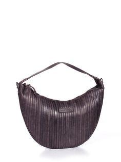 bruno banani Stripes handbag - color: brown, black