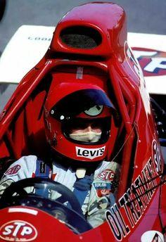 (vía Pin de Francois Vebr en Racing | Pinterest) Lauda