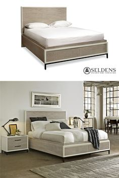 Spencer Bed - Universal Furniture