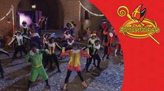 Coole Piet & Danspiet - De Pieten van De Club (Officiële videoclip uit D...