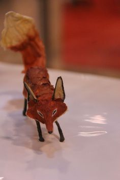 The fox from new The Little Prince