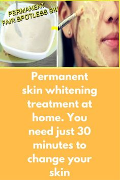 Permanent skin whitening treatment at home. YOu need just 30 minutes to change your skin Today I will tell you how can you get visibly fair skin forever. This is a 100% natural treatment that will give you flawless crystal clear skin and the best part is that results are permanent not just for few hours like with skin whitening creams available in market Ingredients Required Potato / Cucumber / …