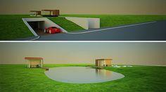 dům pod zemí - Hledat Googlem