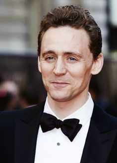 Tom Hiddleston Loses at the Olivier Awards, But He's a Winner in Our Eyes!: Photo Tom Hiddleston looks super sharp in his tuxedo while attending the 2014 Laurence Olivier Awards held at the Royal Opera House on Sunday (April in London, England. Tom Hiddleston Interview, Tom Hiddleston Gentleman, Tom Hiddleston Quotes, Tom Hiddleston Funny, Loki Thor, Loki Meme, Loki Laufeyson, Loki Marvel, Taylor Swift Tumblr