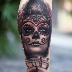 Incredible sugar skull by Silvano Fiato, Genova, Italy