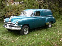 1951 chevy sedan delivery | Marvs 1951 Pontiac Sedan Delivery