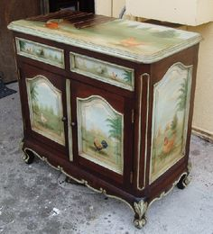 R Furniture: Old World Furniture, Tuscan Home Decor, Spanish Mediterranean, Hand Painted Furniture. Reproductions of Spanish, French, and Italian period furniture and designs.