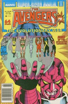 Avengers Annual 17