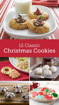 322 Best Christmas Cookies Images In 2018 Christmas Baking