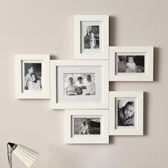 Turn photos into a work of art that can grow with your family.