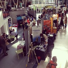 Welcome visitors to #GAConf13 at #derbyuni today and tomorrow. #geography.  Photo by derbyuni