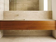 The art of stone kitchens and bathrooms by Vaselli