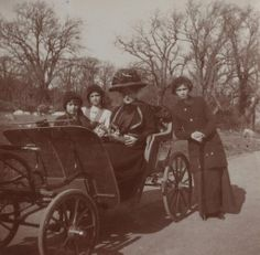 Anastasia, Marie, Alix, Olga