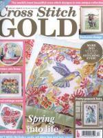Cross Stitch GOLD №47 2015