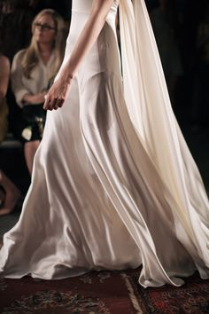 For Spring 2016 Bridal, Houghton presented a beautiful, bohemian odyssey of unexpected styles, silhouettes & eclectic embellishment. Houghton Bride, Magic Day, Spring 2016, Style Guides, Wedding Styles, One Shoulder Wedding Dress, Style Inspiration, Bridal, My Style