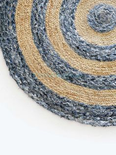 Mocka Circa Rugs - denim