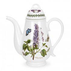 Portmeirion Botanic Garden Coffee Pot - Botanic Garden -Portmeirion UK