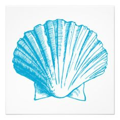 Ocean Blue Sea Shell Luau Reception Invitation online after you search a lot for where to buyShoppingOnline Secure Check out Quick and Easy. Tatoo Art, Get A Tattoo, Seashell Tattoos, Reception Invitations, Luau Invitations, Cool Tats, Art Graphique, Piercing Tattoo, Future Tattoos