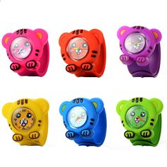 Дитячий бренд годинник модний кварцовий шкіряний ремінець наручні годинники  мультфільм годинник для дівчат і хлопчиків спортивні c85044cc92fe2