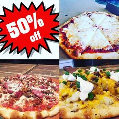 From @piezbistro  ITS PI DAY 3.14! We are doing 50% off every pizza to celebrate the occasion so what better time to try out piez new pizza menu ! One day only  don't miss this one ! #piday #piez #pizza #circumference #meat #veggie #unique #healthy #local #fresh #fromscratch #wellseeyoutonight