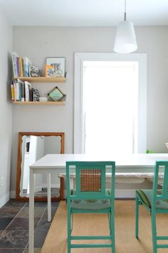 Best Glidden Paint Colors: Pearly Pales | Apartment Therapy