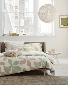 Judy Ross Textiles® Fauna Linen & Cotton Duvet Cover and Sham