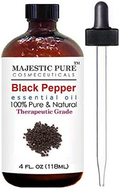 Black Pepper is considered a condiment or a spice that is very common and popular throughout the world. It has been used since the times of the Ancient Romans and Greeks. Even the Turks levied a tax o...