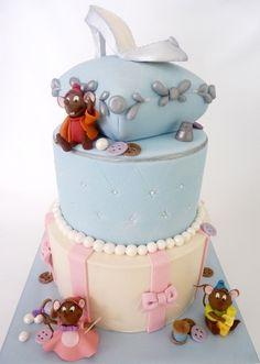 Cinderella cake by germex73