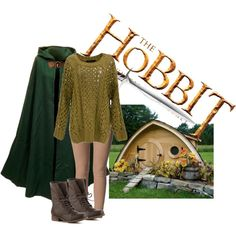 """""""If i was a hobbit!"""" by meganbeauty on Polyvore"""