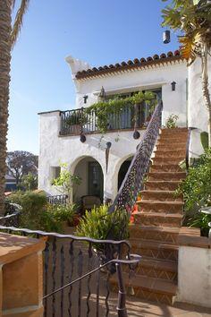View of Pistachio House by Jeff Shelton Architect