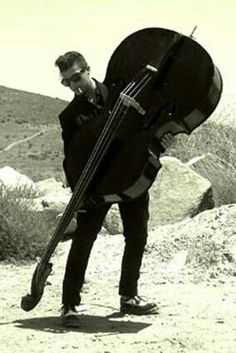Rockabilly  Bass. Guitar