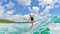 Patagonia Surfing Ambassador Belinda Baggs