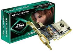 ECS GeForce G210 512MB DDR3 PCI Express 2.0 DVI/HDMI/VGA Graphics Card NG210C-512QO-F by ECS Elitegroup. $31.36. Graphics processing has become an essential ingredient to the modern PC. Nowadays, we simply demand more from our PCs to deliver gorgeous graphics, fantastic video, crisp responsive photo editing and a Premium Windows 7 Experience. The NVIDIA GeForce 210 Graphics Card brings impressive graphics processing power to your PC at an incredible price